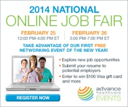 2014 National Job Fair Medium Rectangle Online Ad